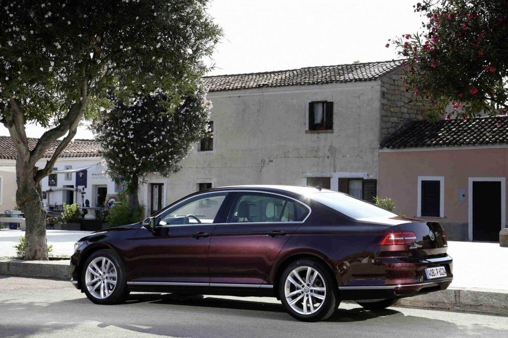Фото Volkswagen Passat B8