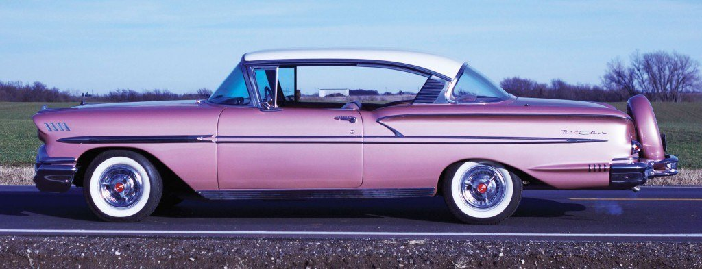 Фото 1958 Chevrolet Bel Air