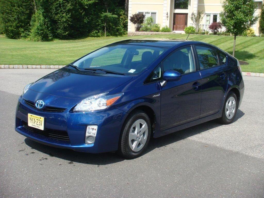 Фото 2010 Toyota Prius
