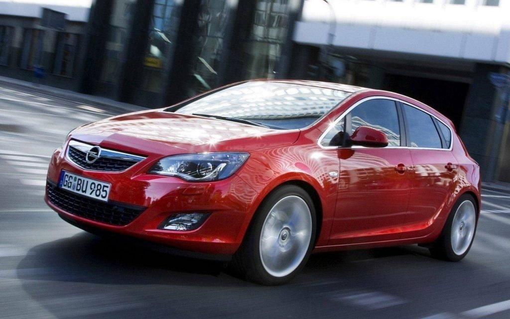 Фото Opel Astra IV