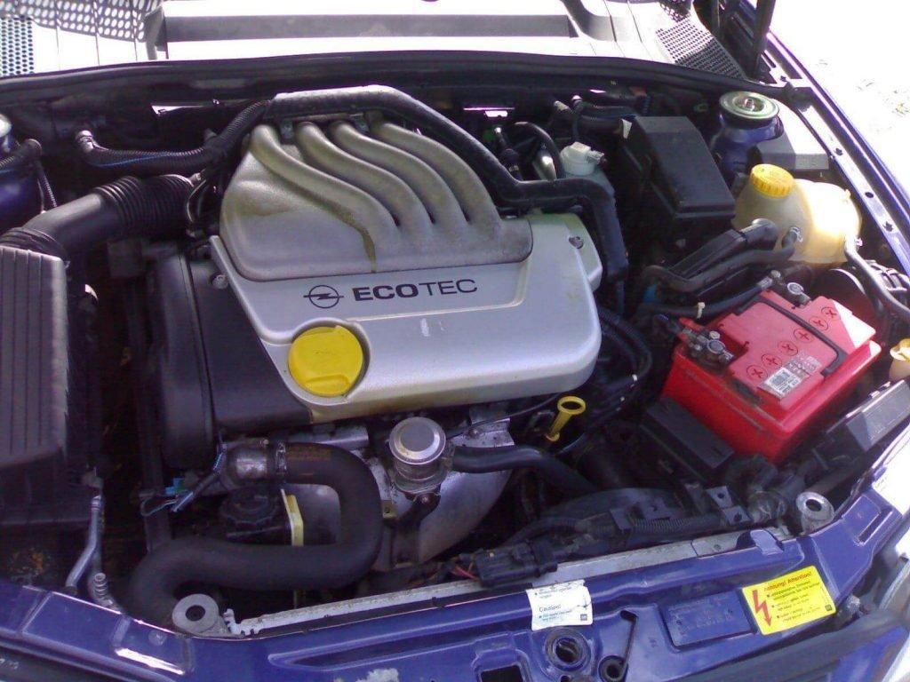 Фото двигатель Opel Vectra C