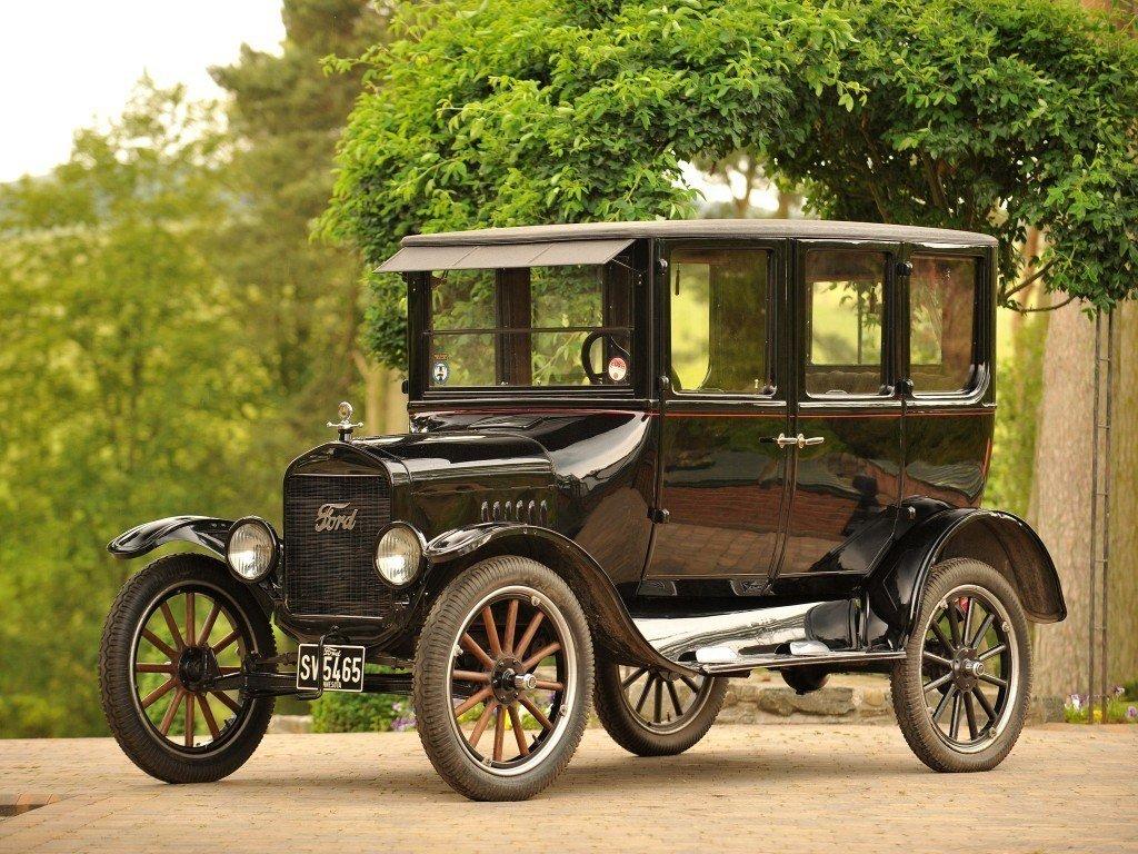 Фото Ford Model T