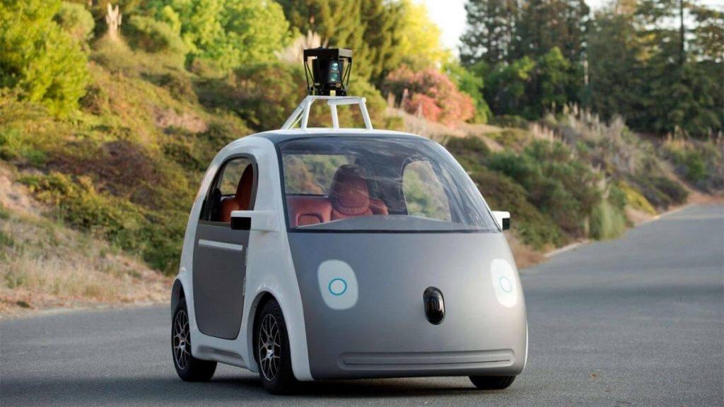 Foto Google Driving Car