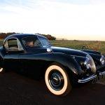 Фото Jaguar XK120 Fixed Head Coupe