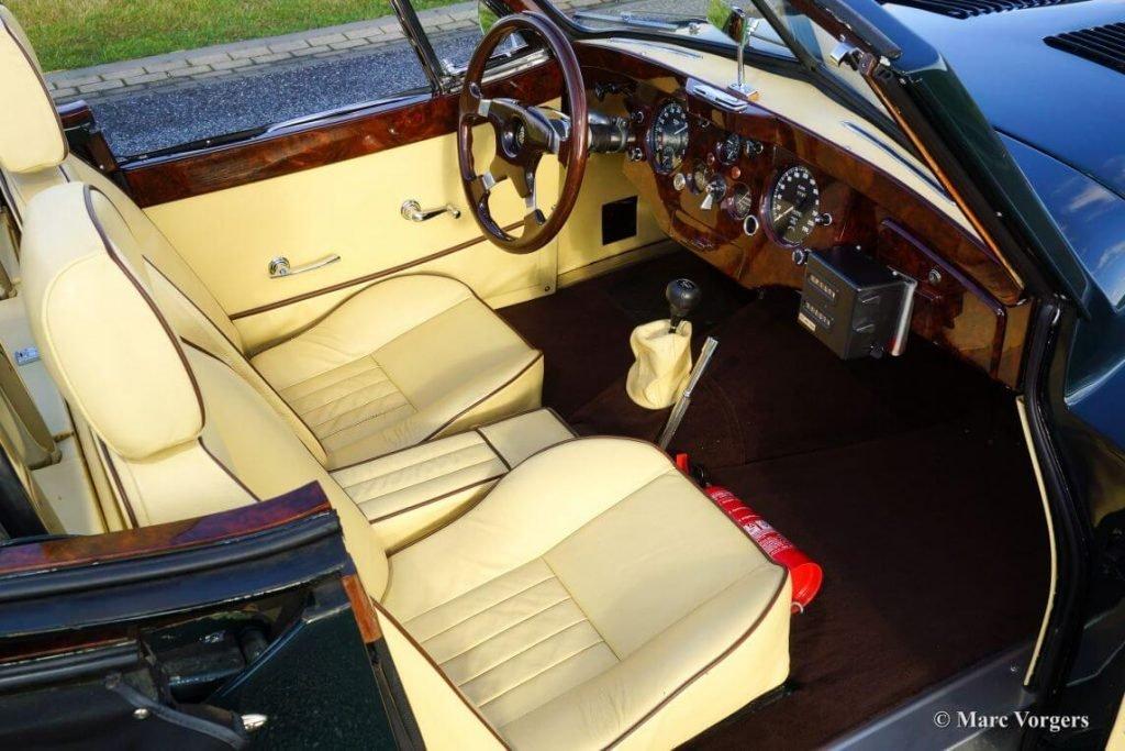 Фото салона Jaguar XK120