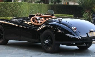 Фото Jaguar XK120
