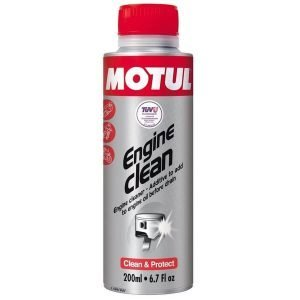 """Пятиминутка"" Motul Engine Clean"