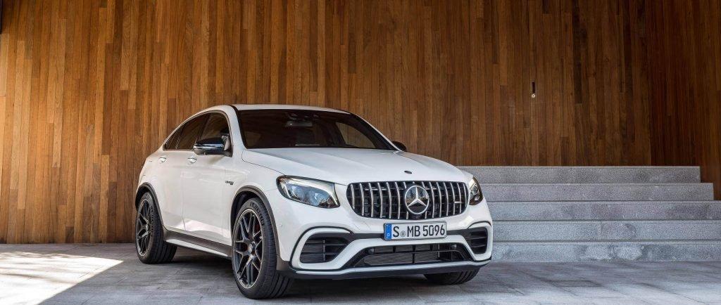 Фото Mercedes AMG GLS 63