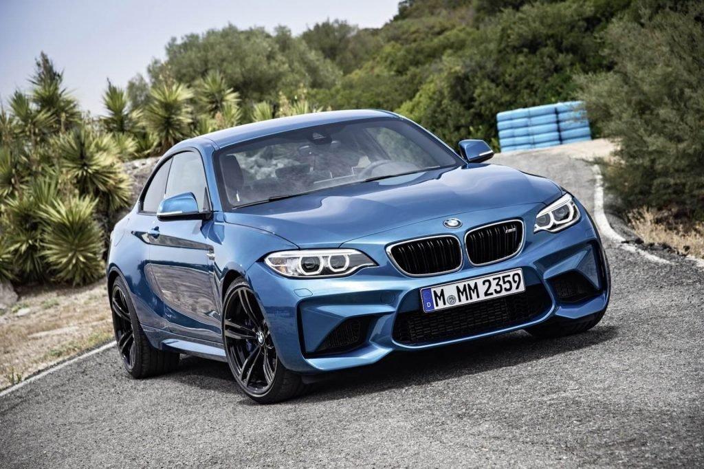 Обновленный BMW M2