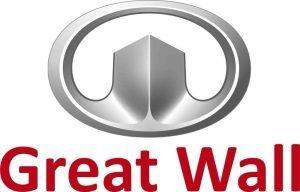 Логотип китайской автомобильной компании Great Wall