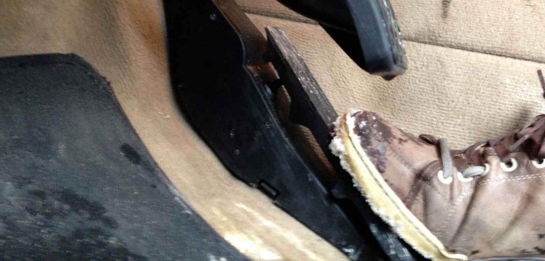 Что такое кик-даун в машине на автомате?