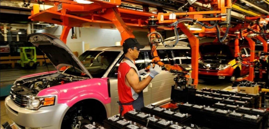 История развития китайской автомобильной промышленности.