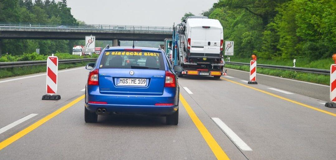 Почему движение по левой полосе при свободной правой опасно? Советы водителям