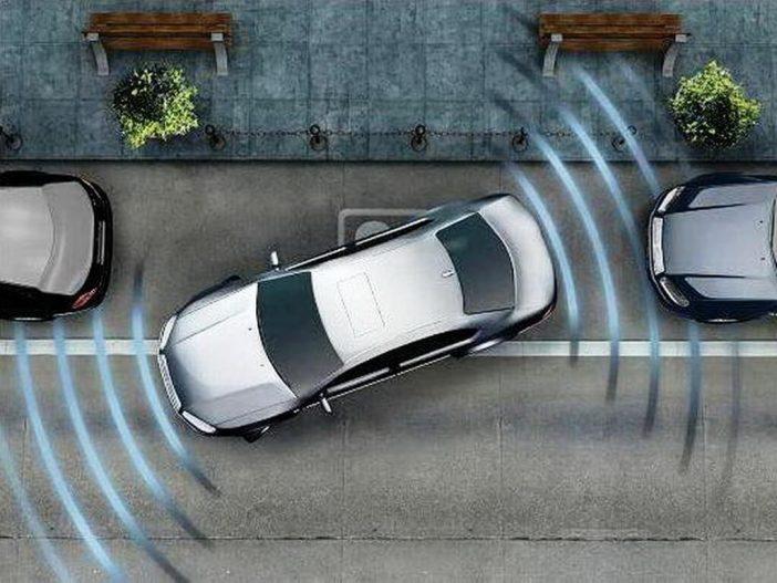 Принцип действия парктроника