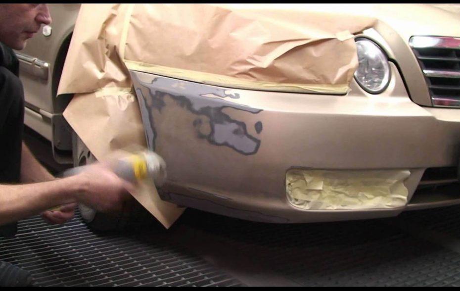 Как самому подобрать краску для авто в баллончике?