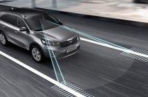 Как работает система контроля полосы движения и что это такое?