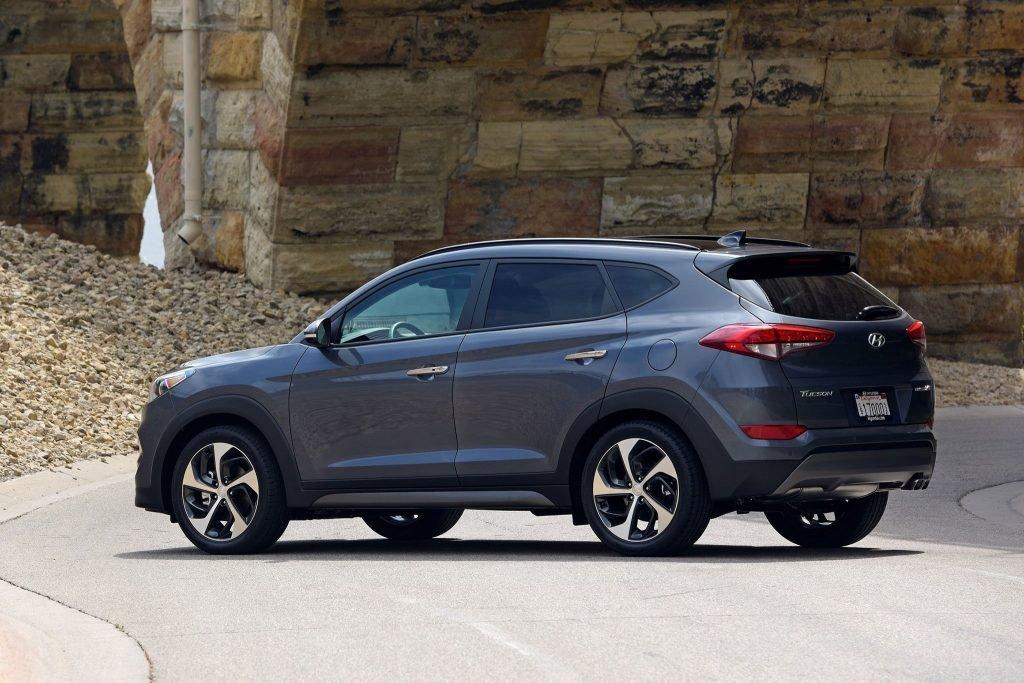 Hyundai Tucson отлично продается в России, и плотно удерживается на лидирующих позициях по всему миру