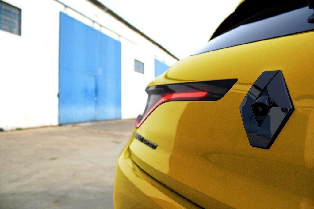 Renault Megane RS станет одним из самых быстрых в своем сегменте