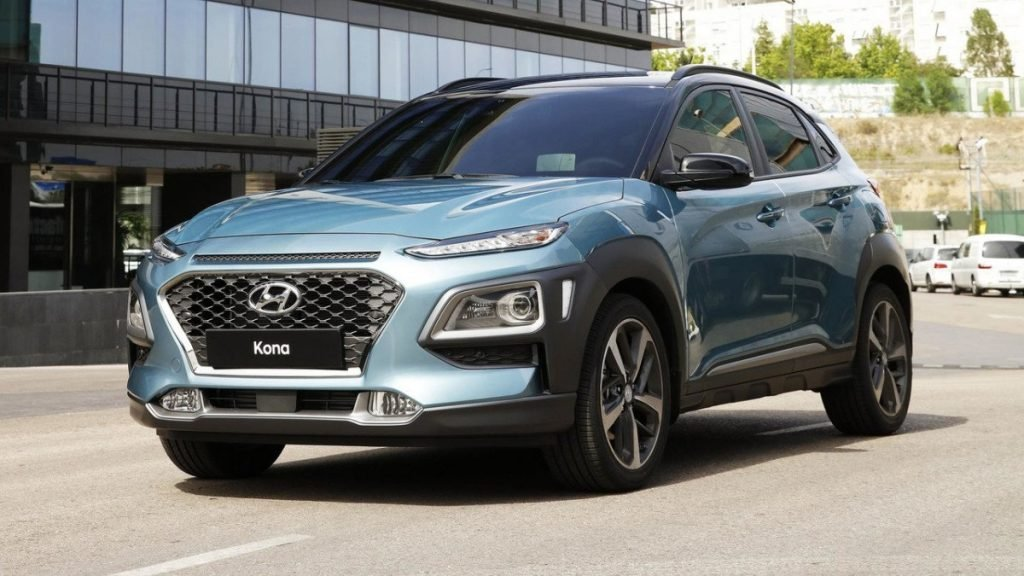 Hyundai Kona - название круизного направления на Гавайях