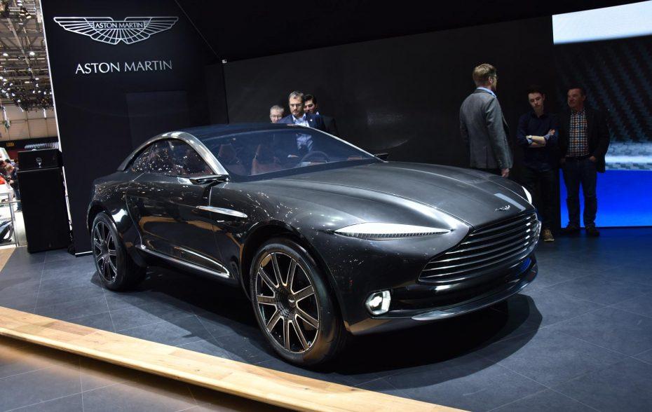 Серийное производство Aston Martin RapidE наладят в 2019