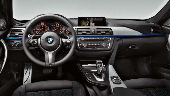 Фото-концепт салона 2019 BMW 3-Series