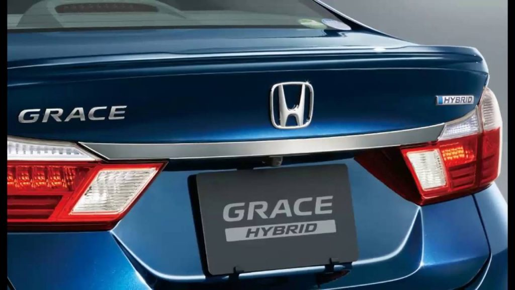 Honda Grace Hybrid пожалует на дороге уже в текущем году