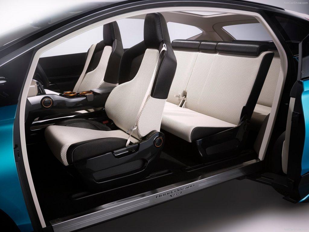Концепт салона Honda Vision XS-1