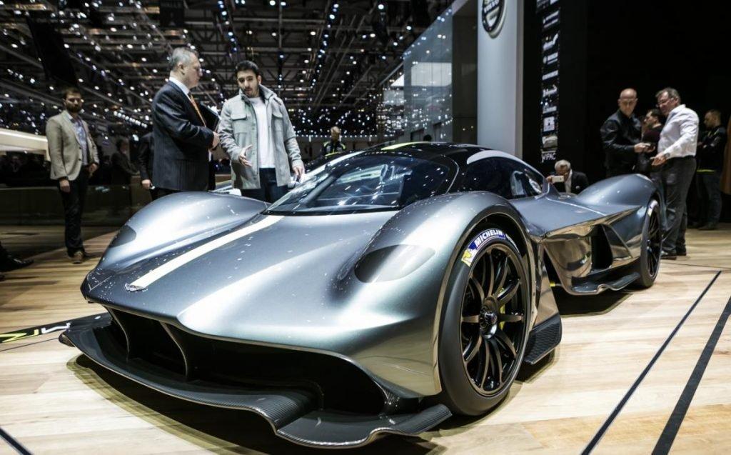 Aston Martin Valkyrie станет одним из самых лёгких суперкаров в схожем сегменте на гибридных установках.