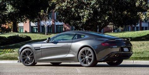 Aston Martin опубликовала информацию о своих последних спорткарах
