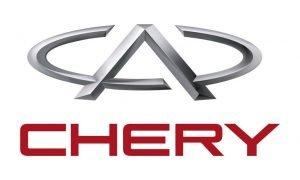 Основной логотип компании Chery