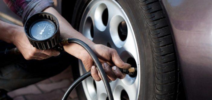 Уровень атмосфер в шин в среднем необходимо проверять не реже чем раз в месяц.