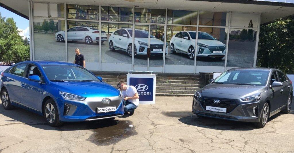 Электрокары корейского бренда Hyundai стали наиболее обсуждаемыми моделями на фестивале.