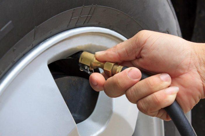 Очень важно не допускать низкого и крайне высокого давления в колесе