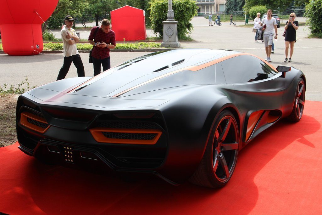 """На New Cars Fest 2017 """"Химера"""" собрала как восторженные отзывы прессы так и зрителей."""