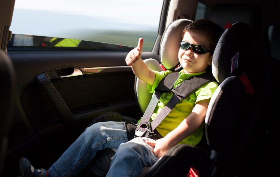 Какое самое безопасное место в легковом автомобиле?