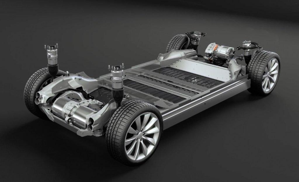 Tesla Roadster 2019 будет базироваться на существующей платформе Model 3