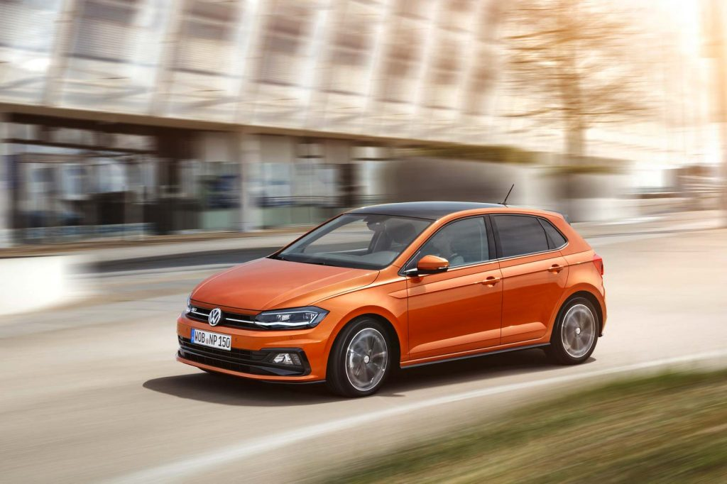 Volkswagen Polo станет больше и мощнее своего предшественника