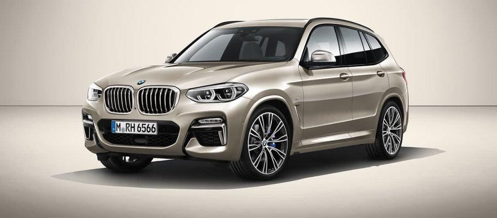 """Тот самый опубликованный рендер, от официального издания """"BMW Blog"""". Судя по всему наш ждет схожий вектор перемен, увиденный ранее в модели BMW X3."""