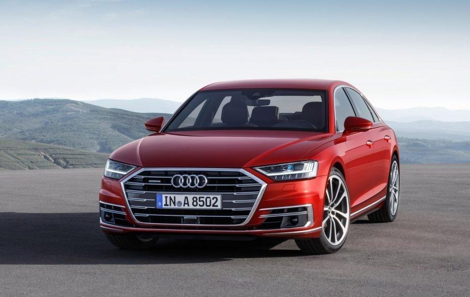 Состоялось официальное представление нового поколения седана Audi A8