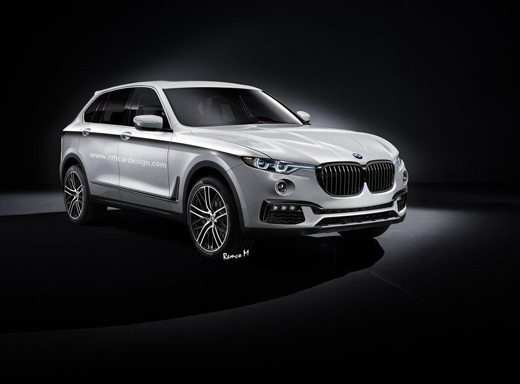Первоначальные концепты нового поколения BMW X5 подразумевали кардинальную смену дизайна в сторону более футуристического кузова.