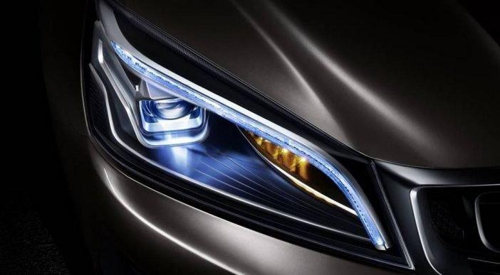 Пока что, внешность автомобиля не раскрыта окончательно, и из представленных изображений имеются только тизер-снимки отдельных элементов кузова.