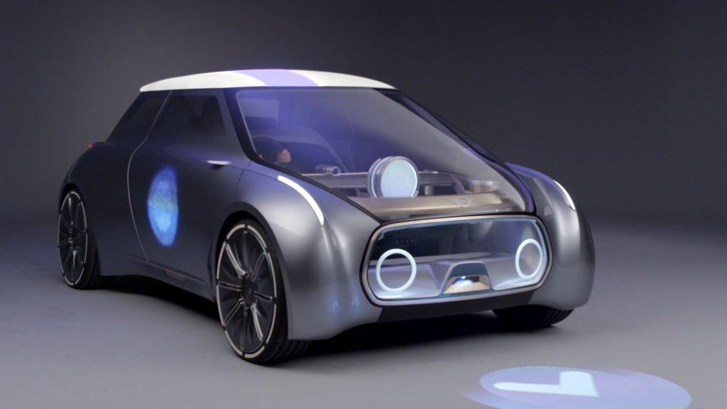 Возможный футуристический дизайн электромобиля от MINI заставляет задуматься о наступлении будущего прямо сейчас, и отход от привычного понимая автомобильного рынка.
