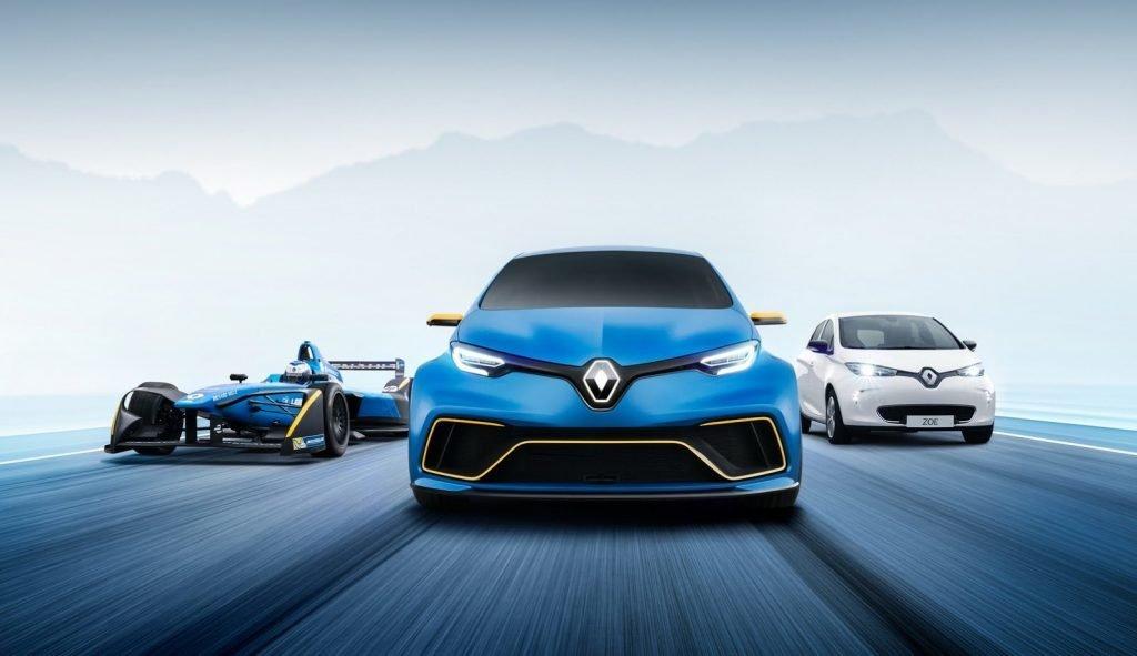 На Парижском Автосалоне в 2016 были представлены 3 новых модели компании: Zoe, Zoe RS, а также экспериментальный болид Ф-1 Renault Trezor.