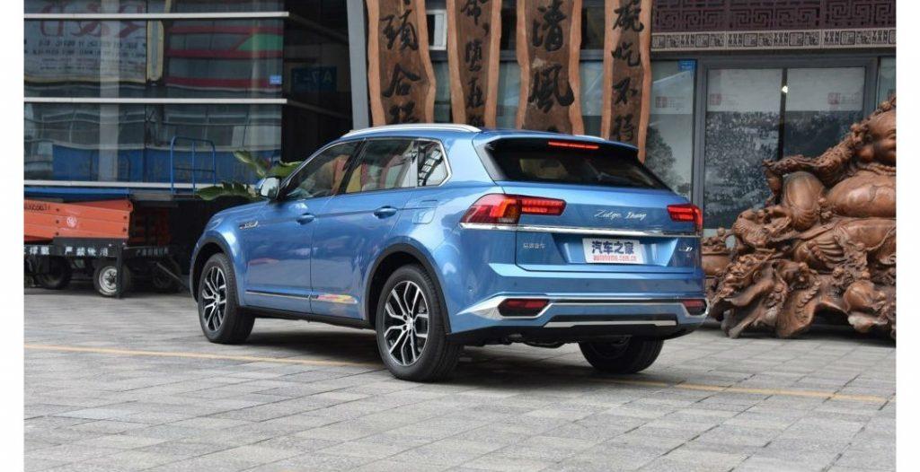 В сравнении с выходящими моделями сегмента SUV, автомобиль Zotye X7 кажется современным крайне привлекательным решением как для КНР, так и для всего восточноазиатского региона.