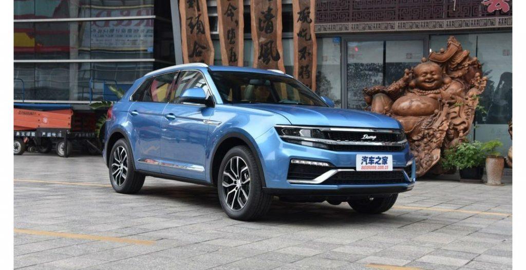 Cемиместная Zotye X7 еще не имеет официального упоминания в прессе, а изображения автомобиля планировалось показать через несколько месяцев.