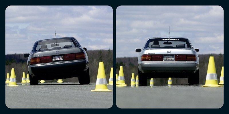 """Автомобиль на электромагнитной подвеске """"защищен"""" от проседаний, клинов и кренов во время совершения маневра поворота."""