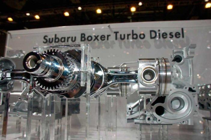 Компания Subaru одна из последних осталась верна созданию автомобилей на оппозитной основе, и значительно преуспела в этом плане.