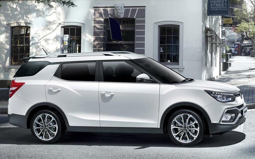 Корейский автомобиль несмотря на ценовую доступность выглядит довольно свежо и привлекательно для реалий современного рынка.