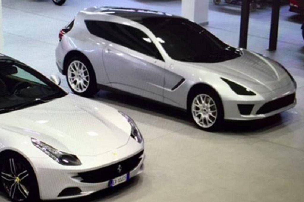Судя по полученным шпионским снимкам нового Ferrari F16X, на изображении представлены концепт-модели, которые, как ожидается многими должны быть представлены выставке во Франкфурте.