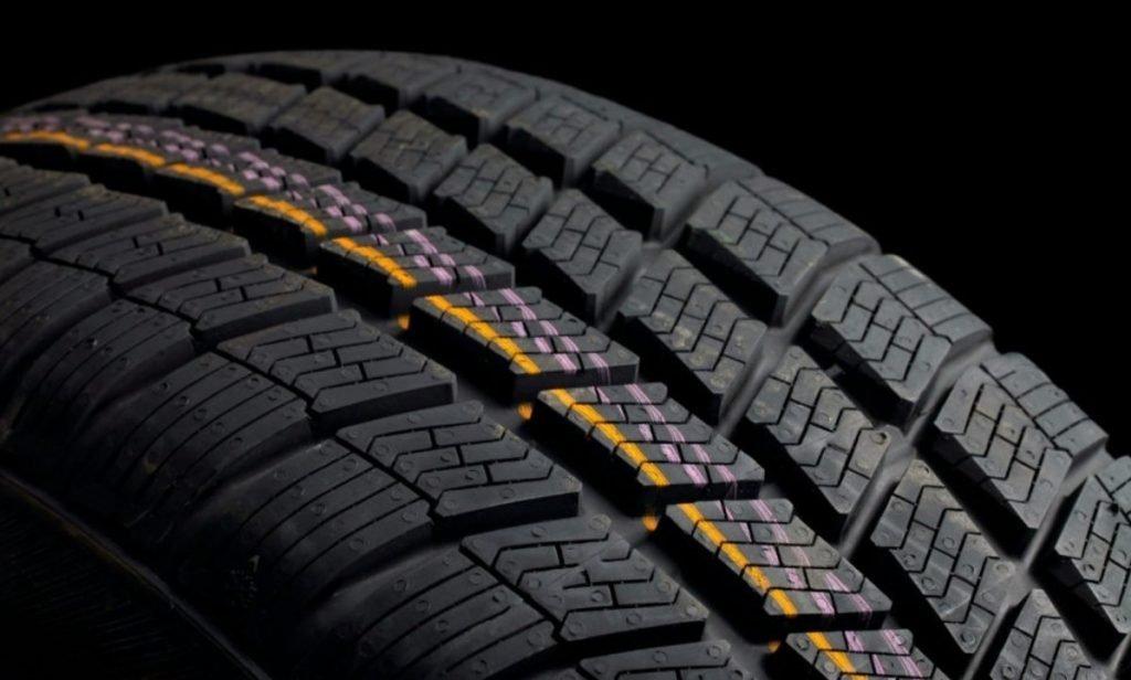 Что означают цветные метки на шинах?